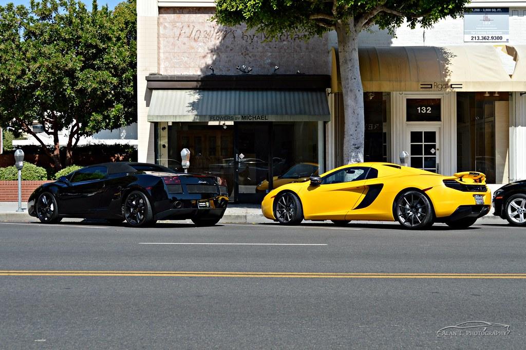 Lamborghini Gallardo Vs Mclaren Mp4 12c Https Www Youtube Com