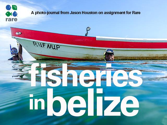 Belize slideshow title page