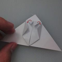 วิธีการพับกระดาษเป็นรูปกระต่าย 006