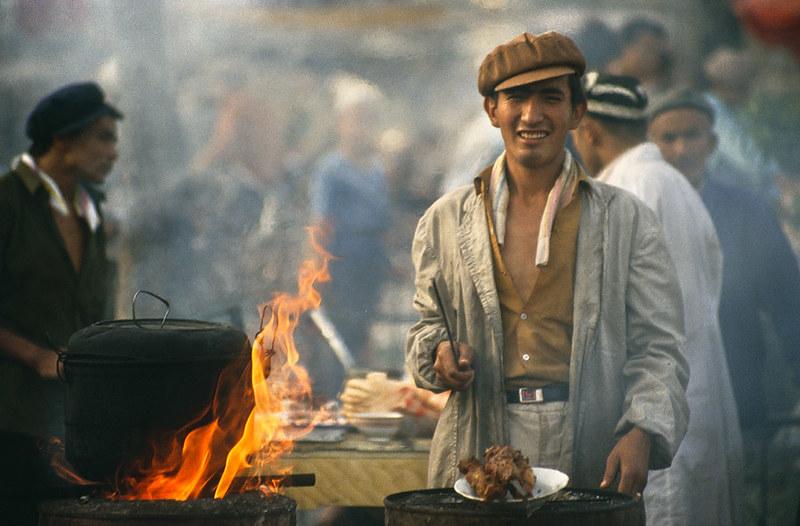 Kebab On Fire