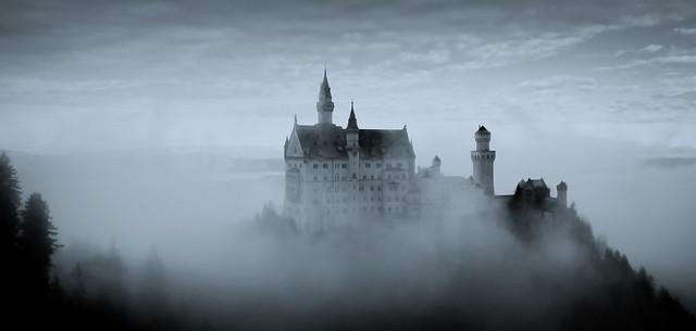 Schloss Neuschwanstein IV
