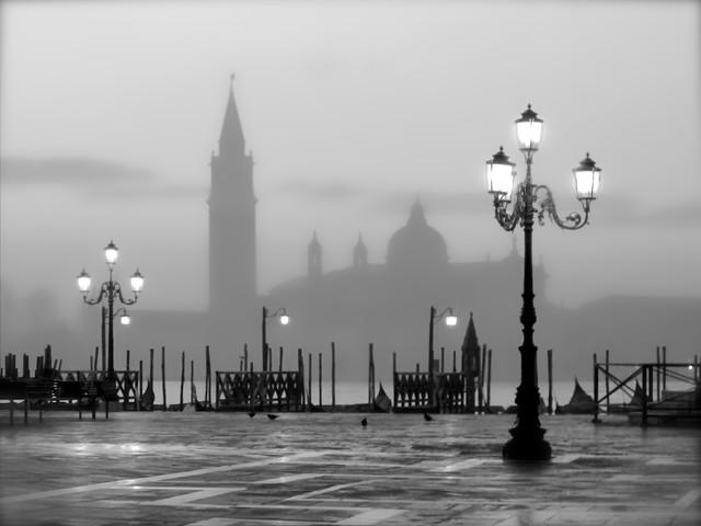 Venice in B&W