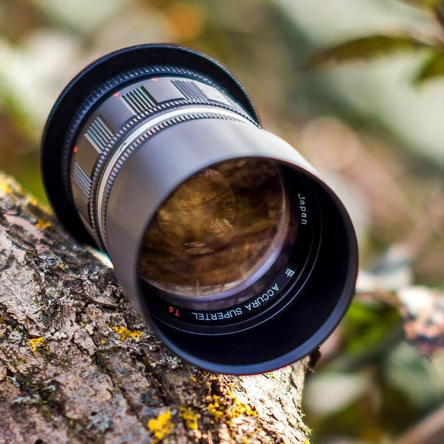 Accura Supertel 135mm ƒ/2.8 Tc preset