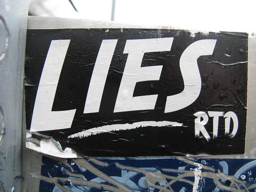 Lies | by kozemchuk