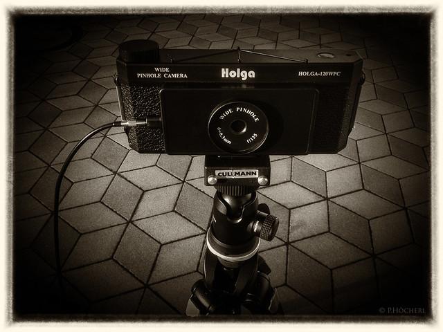 Holga Wide Pinhole Camera 120 WPC