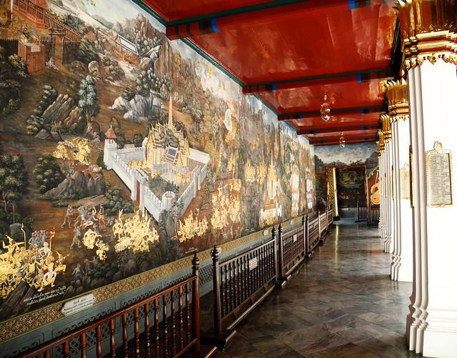 Murales Ramakien