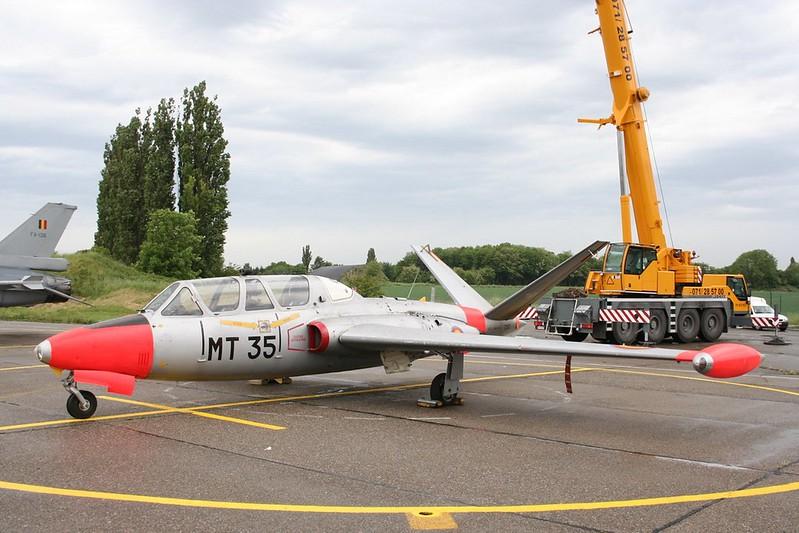 Fouga CM.170 Magister 1
