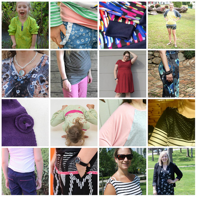 Wrap up collage