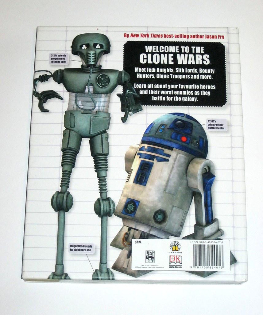 star wars the clone wars character encyclopedia dorling ki ...