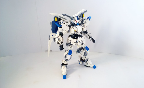 LEGO Gundam Bael ASW-G-01 1/60 | by demon1408