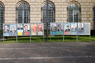 Élections présidentielles française de 2017   by zigazou76