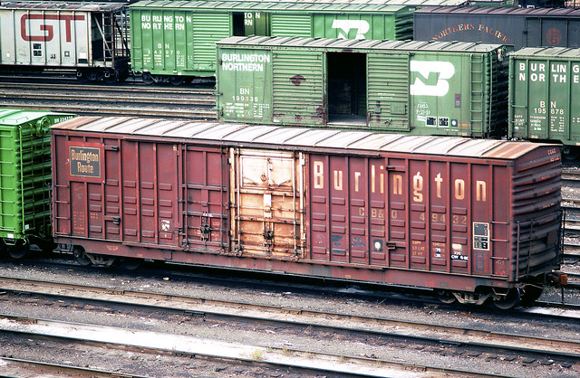 CB&Q Class XM-4C 49432
