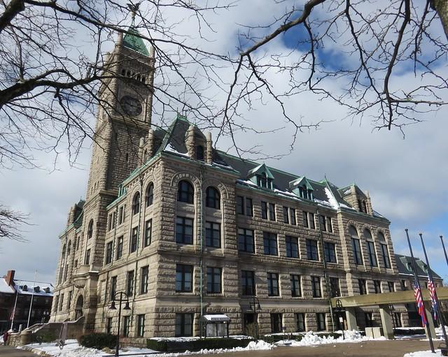 Lowell, Massachusetts City Hall