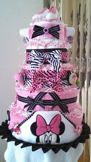 Minnie Mouse 5 Tier