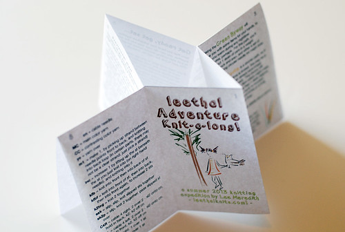How to fold the Adventure KAL booklets - 10 | by -leethal-