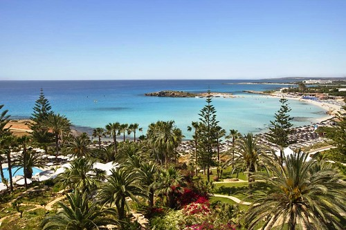 Agia Napa_view coast 1 | by Cyprus Tourism CH