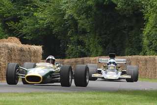 Classic Team Lotus F1 Cars, Goodwood Festival of Speed | by Justin Tiller