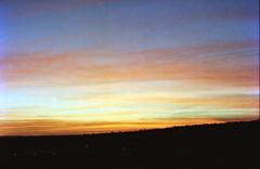 Grand Canyon Sunset Arizona USA Jan 1987 211