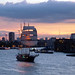 Sunsets, London, England
