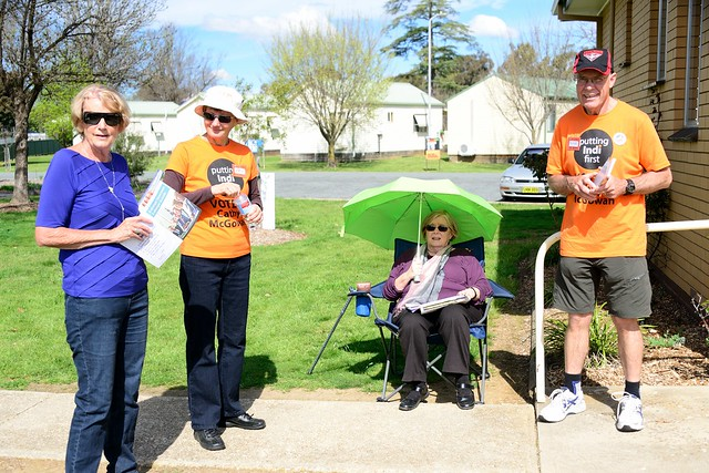 Election 2013—Electorate of Indi—Booth Chiltern  nº3