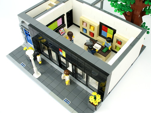 Lego Modular Building: Microsoft Store | by Palixa And The Bricks