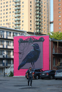 Murales du boul. St-Laurent | by -AX-
