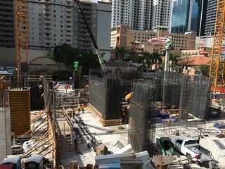 Brickell Flatiron Construction | by Phillip Pessar