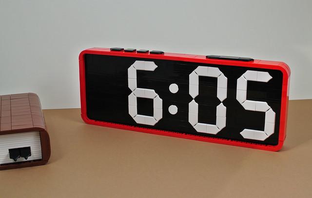 No time for sleep!