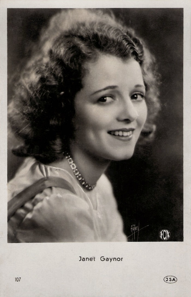 Janet Gaynor accident