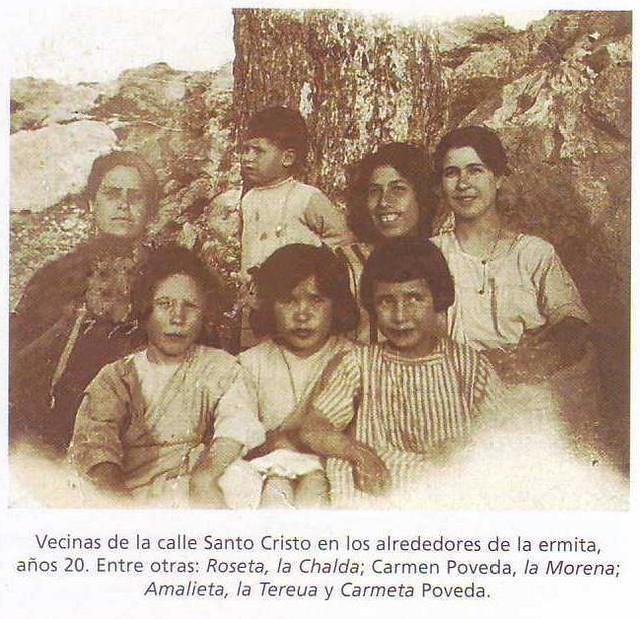 (Año 1920) - ElCristo - Fotografias Historicas - (01)