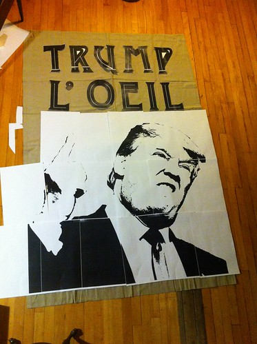 Trump L'oeil
