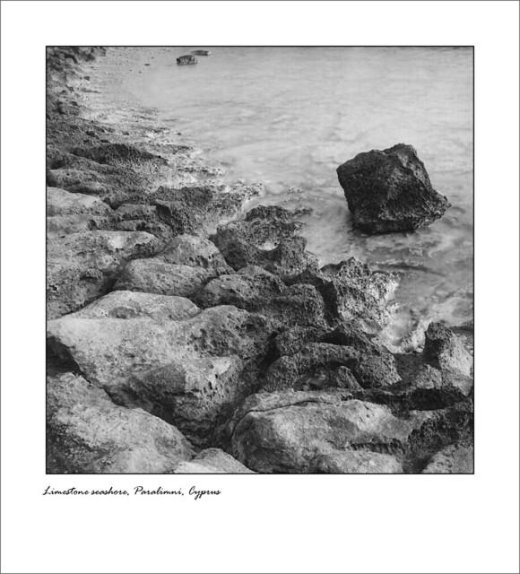 Limestone seashore, 2016 version