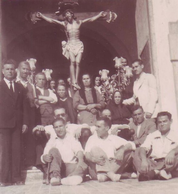 (Año 1947) - ElCristo - Fotografias Historicas - (01)