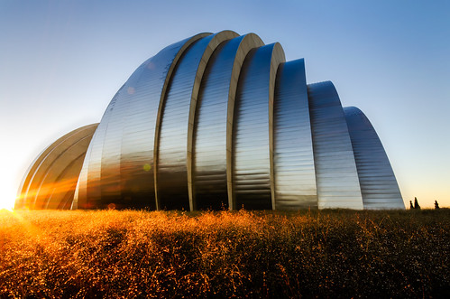 Kauffman Center at Daybreak | by Moose Winans