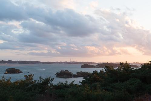 sunset canon eos matsushima 松島 ef50mmf18ⅱ 5dmarkⅲ 撒き餌レンズ
