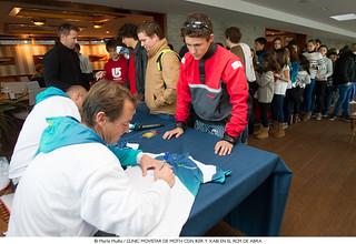 Clinic de Vela Movistar de Moth en el Real Club Marítimo de Abra | by Infosailing