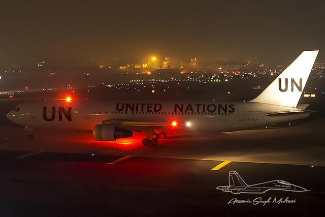UN Boeing 767-300 ET-ALH