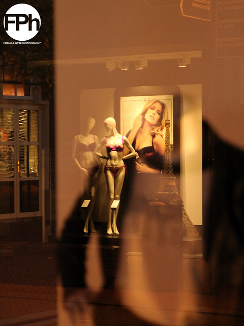 Mannequins on Display