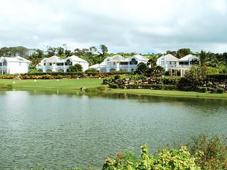 Forest Hills exterior, Royal Westmoreland estate, Barbados