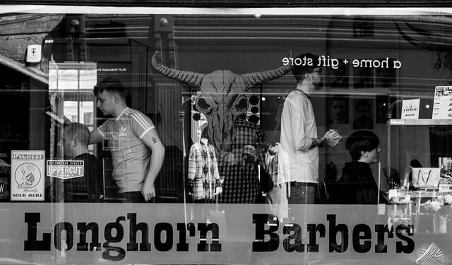 Barbers shop