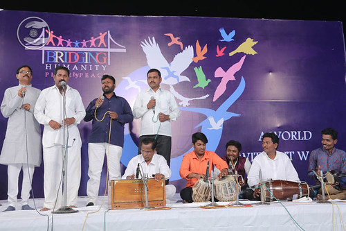 Devotional song by Ganpat Dewale and Saathi from Nimgaon