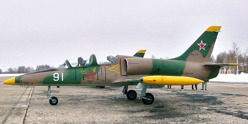 L-39 信天翁 1