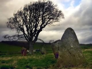 Ettrick Stone Circle, Bute