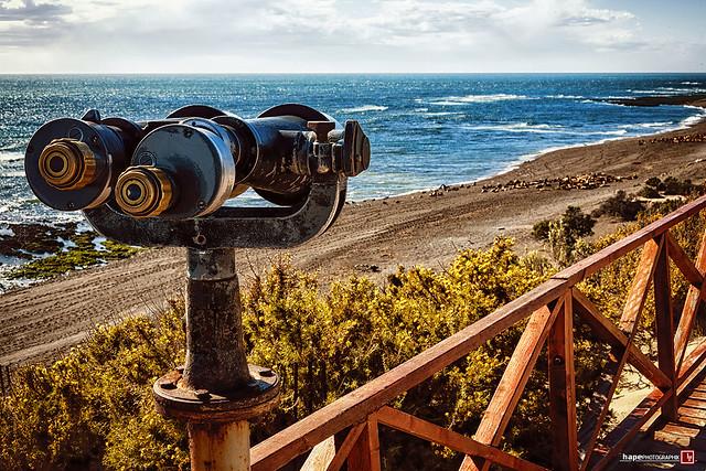 El mirador de Punta Norte