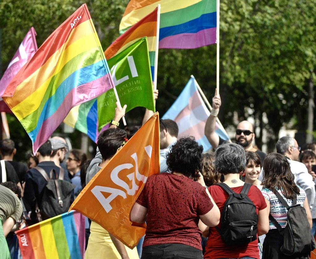 25 April 2017 - LGBT Movement