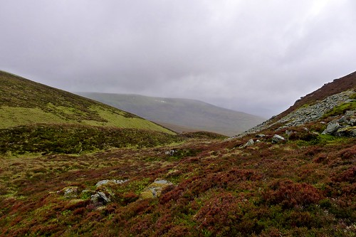 Bealach north of Leathad an Taobhain | by Nick Bramhall
