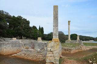 Roman Villa in the Bay of Verige, Brijuni Islands, Croatia | by Following Hadrian