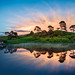 Hobbiton in the Morning by Trey Ratcliff