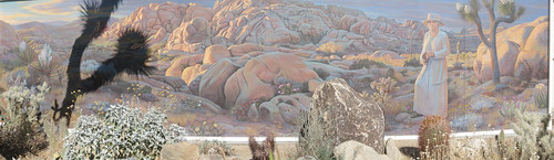 Minerva Hoyt Mural; Oasis Visitor Center | by Joshua Tree National Park