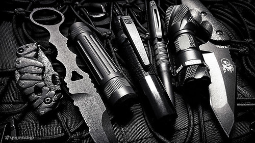 CQC Covert EDC Kit ///